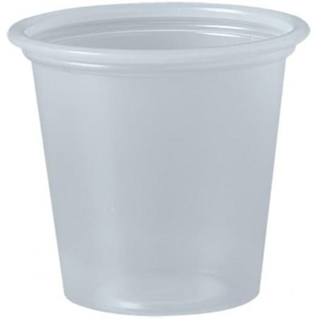 Tarrina de Plastico PP para Salsas 35ml Ø48mm (2500 Uds)