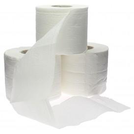 Papel Higienico Doméstico Laminado Blanco 36m (6 Uds)