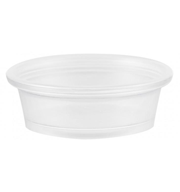 Tarrina de Plastico PP para Salsas 15ml Ø48mm (2500 Uds)