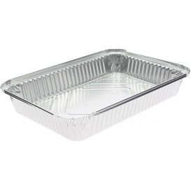 Bandeja Aluminio 18C. 2200ml 315x210x46mm (500 Uds)