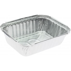 Bandeja Aluminio 3C. 360ml 156x116x35mm (1500 Uds)