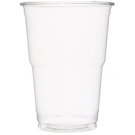 Vaso de Plastico PET Cristal Transparente 490 ml (960 Uds)