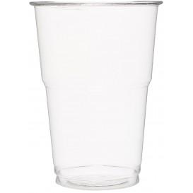 Vaso de Plastico PET Cristal Transparente 350ml (85 Uds)