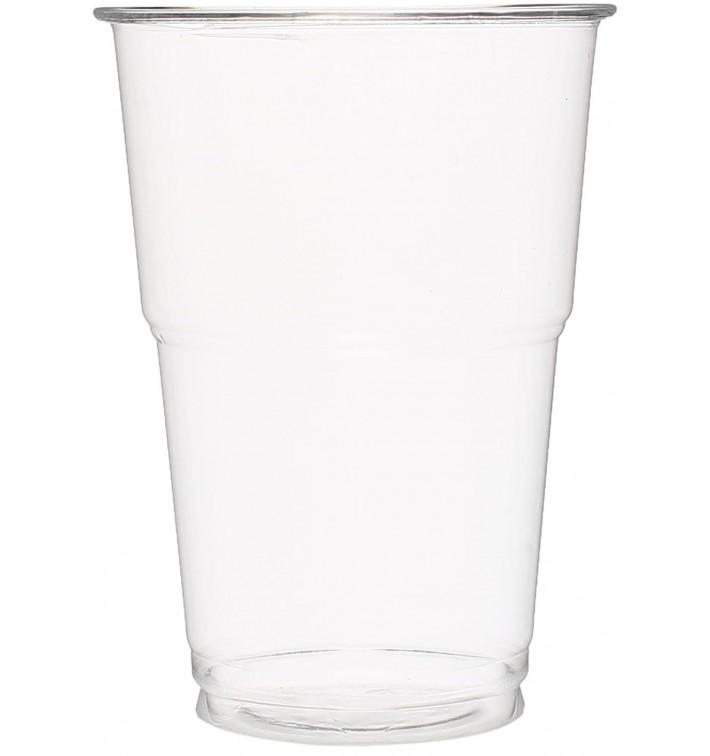 Vaso de Plastico PET Cristal Transparente 350ml (1.955 Uds)