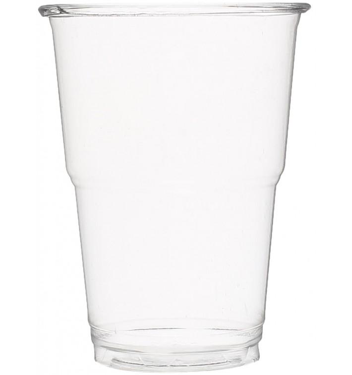 Vaso de Plastico PET Cristal Transparente 250 ml (85 Uds)