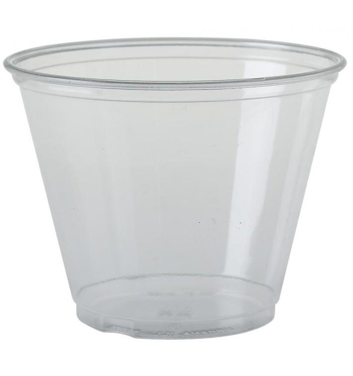 Vaso Plástico PET Cristal Solo® 9Oz/266ml Ø9,2cm (1000 Uds)
