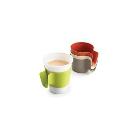 "Porta vasos ""Cupholder"" Verde Lima (96 Unidades)"
