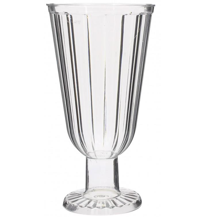 Copa Sorbete de Plastico 250 ml (10 Uds)
