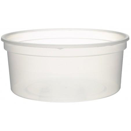 Tarrina Transparente PP 350 ml (Paquete 50 unidades)