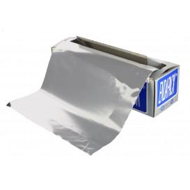 Bobina de Aluminio 30cm x 300m 3Kg en Dispensador (1 Ud)