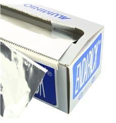 Bobina de Aluminio 40cm x 300m 4Kg en Dispensador (6 Uds)