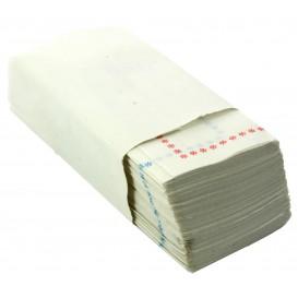 Servilleta de Papel 14x14 Zigzag Roja y Azul (25.000 Uds)
