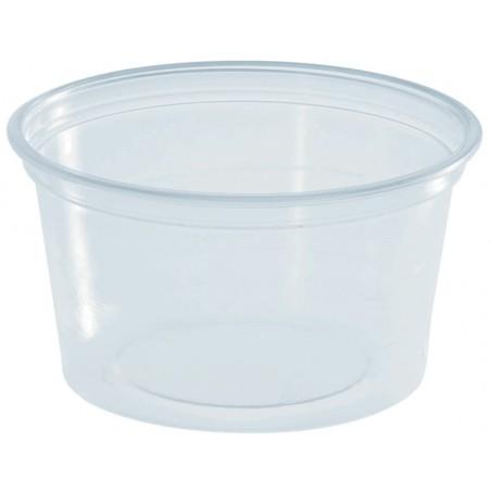 Tarrina de Plastico PS para Salsas 80ml (100 Uds)