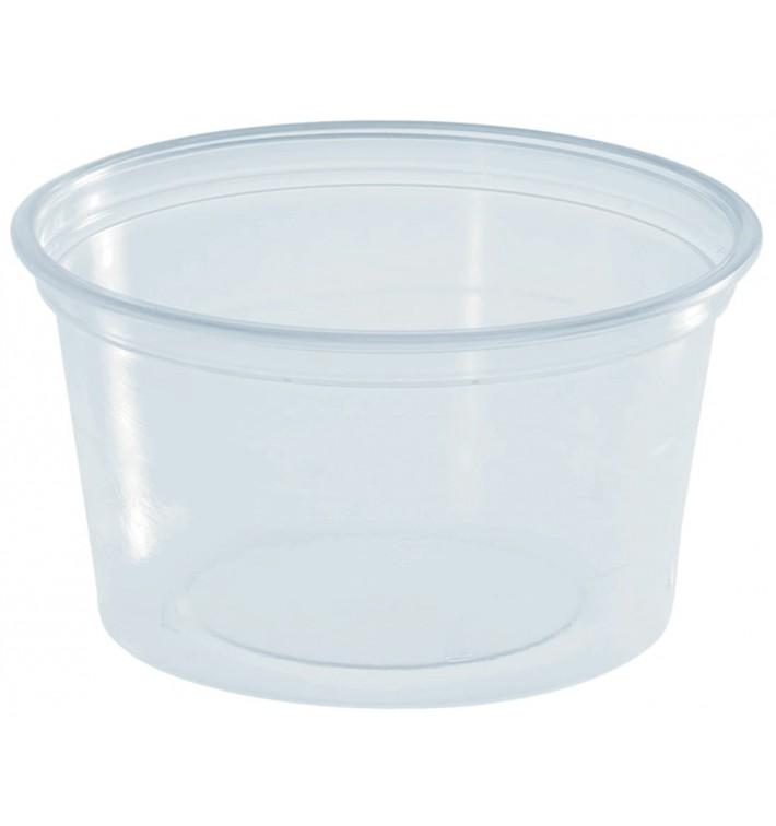 Tarrina de Plastico PS para Salsas 80ml (3000 Uds)