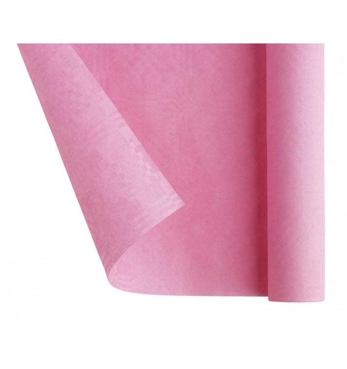 Mantel de Papel Rollo Rosa 1,2x7m (1 Ud)