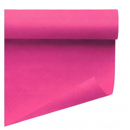 Mantel de Papel Rollo Fucsia 1,2x7m (25 Uds)