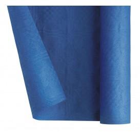 Mantel de Papel Rollo Azul Oscuro 1,2x7m (25 Uds)