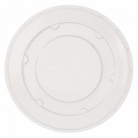 Tapa PET para Tarrina Ø62mm (250 Uds)
