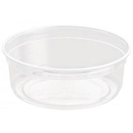 Tarrina de Plastico rPET DeliGourmet 8 Oz/237ml (500 Uds)