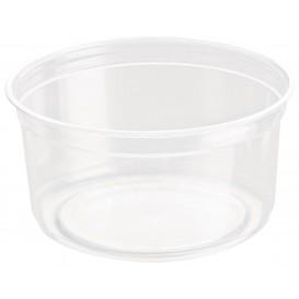 Tarrina de Plastico rPET DeliGourmet 12 Oz/355ml (50 Uds)