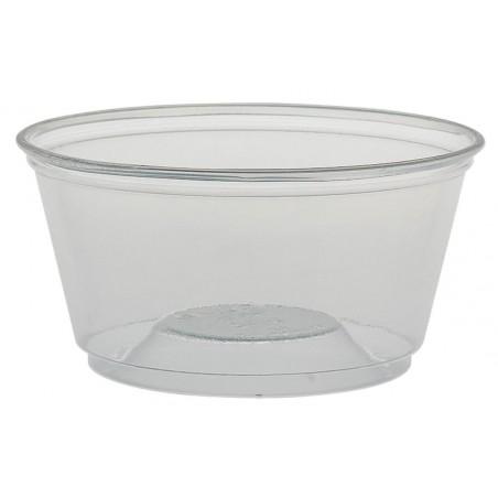 Tarrina PET Cristal Solo® 5Oz/150ml Ø9,2cm (1000 Uds)