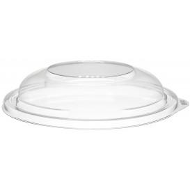 Tapa Alta de Plastico PET para Bol Transp. Ø150mm (504 Uds)