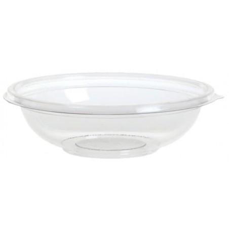Bol de Plástico PET 250ml Ø140mm (50 Uds)