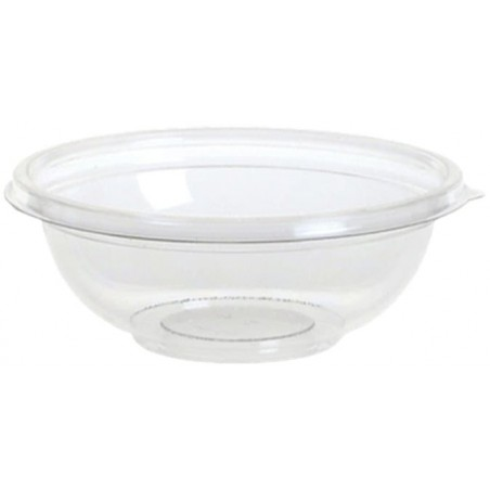 Bol de Plástico PET 500ml Ø140mm (500 Uds)