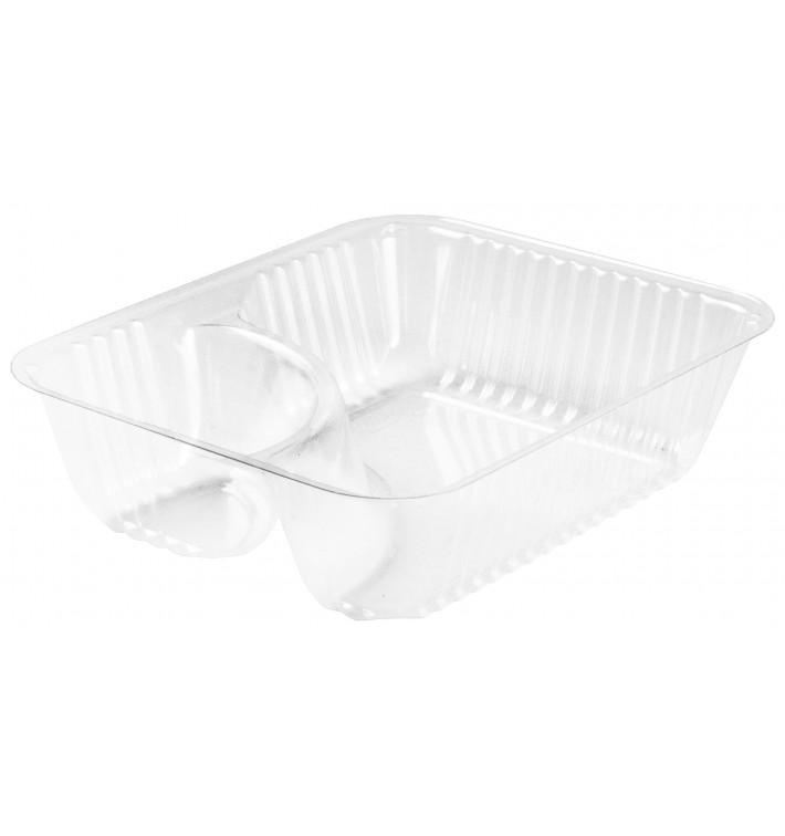 Envase de Plastico OPS 2 C. Transparente 355ml (125 Uds)