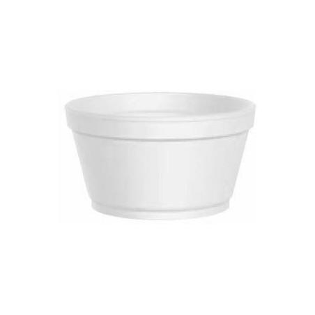 Tarrina Termico Foam Blanco 12 Oz/355ml Ø11,7cm (500 Uds)