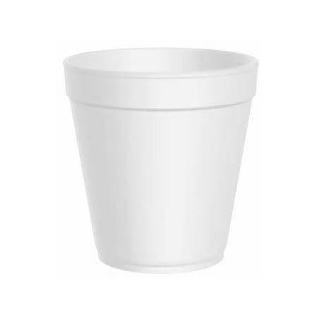 Tarrina Termico Foam Blanco 24 Oz/710ml Ø11,7cm (500 Uds)
