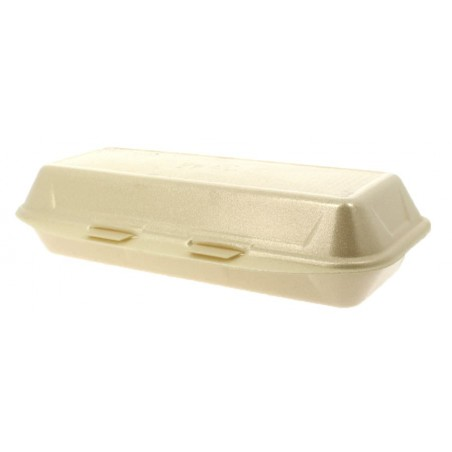 Envase Foam Baguette o Panini 285x130x30mm (300 Uds)