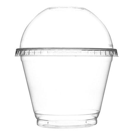 Tarrina para Helados 270ml Transparente PET Ø9,3cm (1000 Uds)
