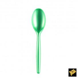 Cuchara de Plastico Easy PS Tiffany Perlado 185 mm (20 Uds)