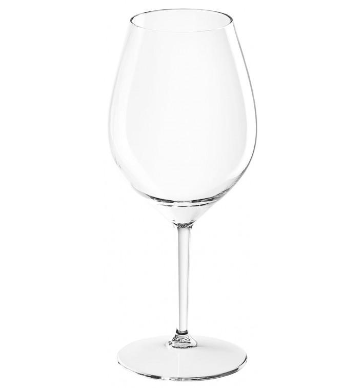 Copa Reutilizable para Vino Tritan Transp. 510ml (1 Ud)