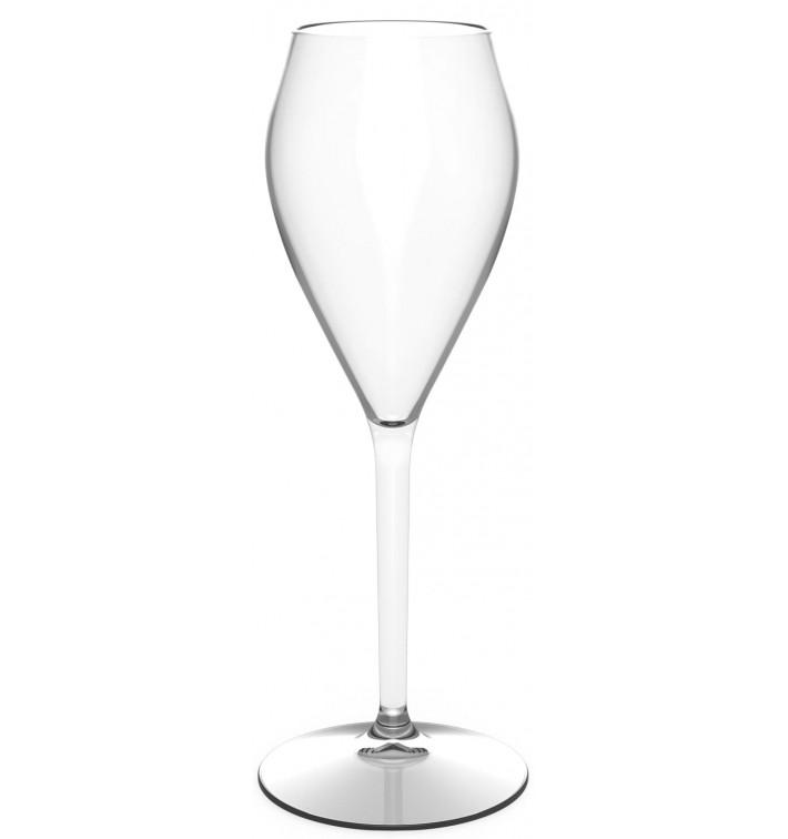 Copa Reutilizable para Vino Tritan Transp. 160ml (1 Ud)