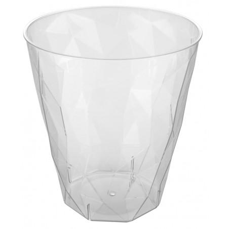 "Vaso Plastico Chupito ""Ice"" Transp. PS 50ml (50 Uds)"