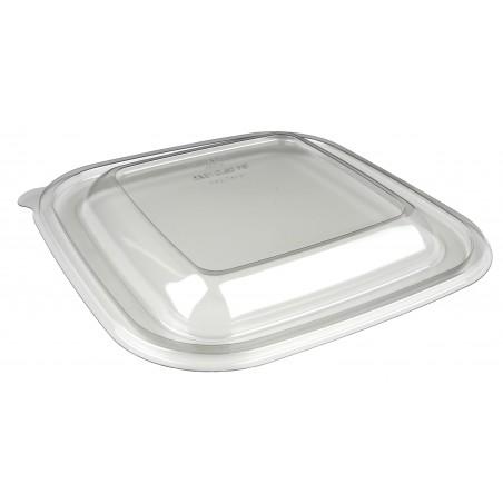 Tapa de Plástico PET para Bol de 120x120x70mm (50 Uds)