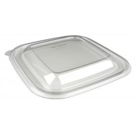 Tapa de Plástico PET para Bol de 120x120x70mm (300 Uds)