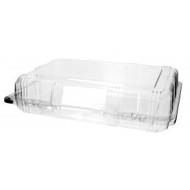 Envase Tapa Bisagra para Respotería PET 25x17x6cm (20 Uds)