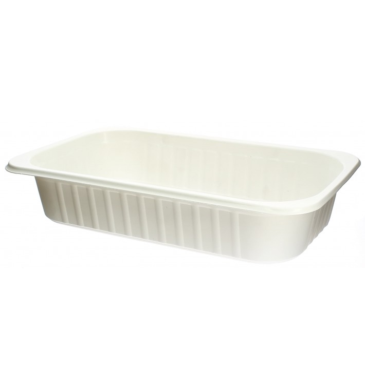 Bandeja Termosellable PP GS 1/4 240x136x50mm (25 Uds)