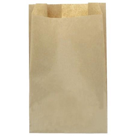 Bolsa de papel blanca 22+12x36cm (250 Unidades)