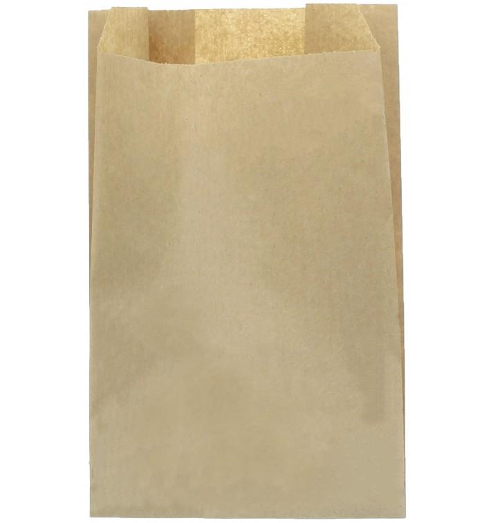 Bolsa de Papel Kraft 30+9x58cm (250 Unidades)