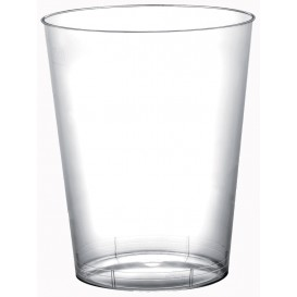 Vaso de Plastico Moon Transparente PS 320ml (400 Uds)