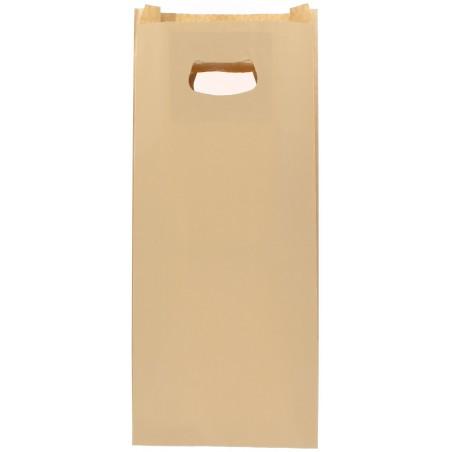 Bolsa Papel Hawanna Asas Troqueladas 70g 18+6x32cm (500 Uds)