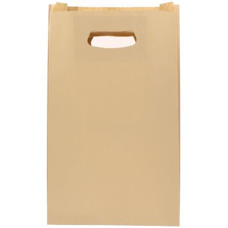 Bolsa Papel Hawanna Asas Troqueladas 70g 24+7x37cm (50 Uds)