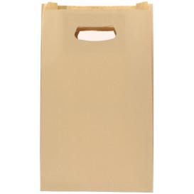 Bolsa Papel Hawanna Asas Troqueladas 24+7x37cm (250 Uds)