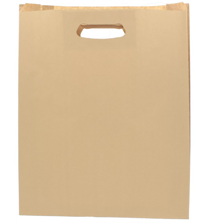 Bolsa Papel Hawanna Asas Troqueladas 41+10x42cm (50 Uds)