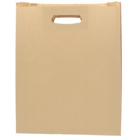 Bolsa Papel Hawanna Asas Troqueladas 70g 41+10x42cm (50 Uds)