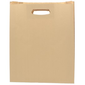 Bolsa Papel Hawanna Asas Troqueladas 41+10x42cm (250 Uds)
